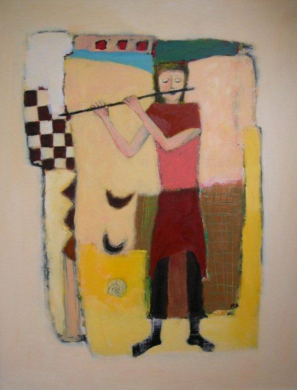 fluitspeelster, acryl op paneel, 90 x 70.jpg